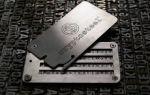 Холодный кошелёк для криптовалюты